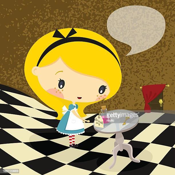 Alice in Wonderland. Part 2