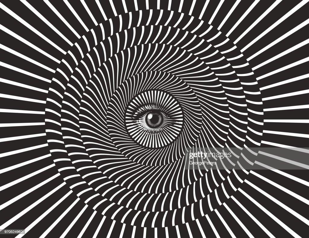 Ver tudo olhos : Ilustração