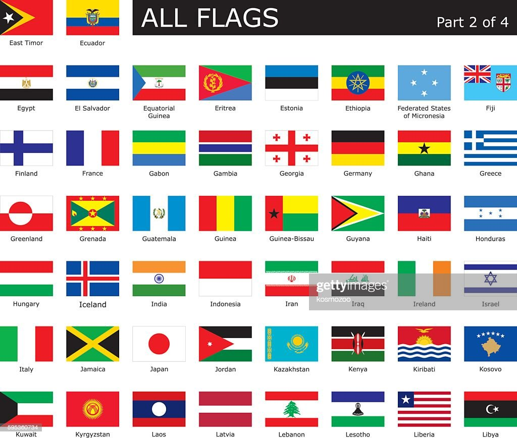 All World Flags