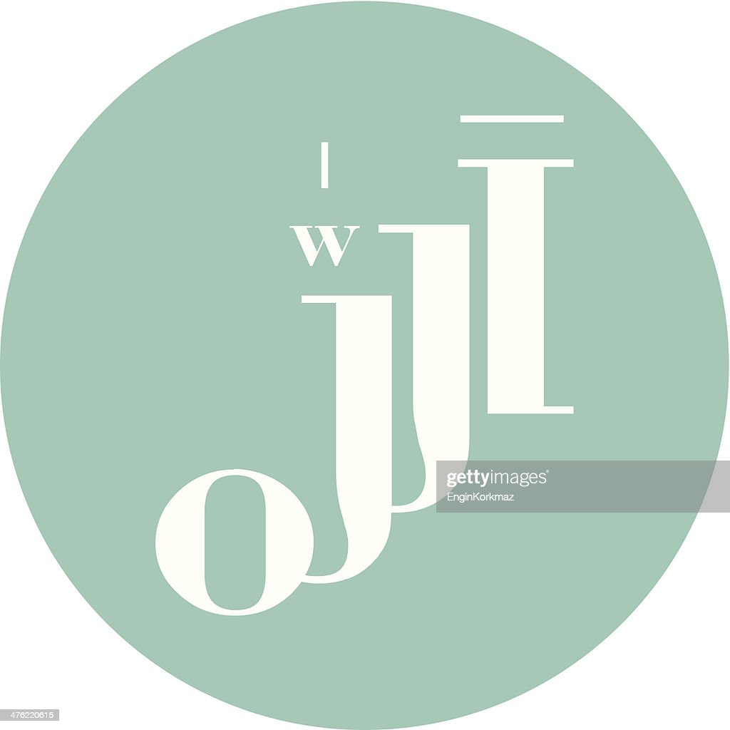 Allah Modern Typography