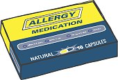 Allergy Medication for when you Get Itchy, Watery Eyes, Sneeze, and Cough