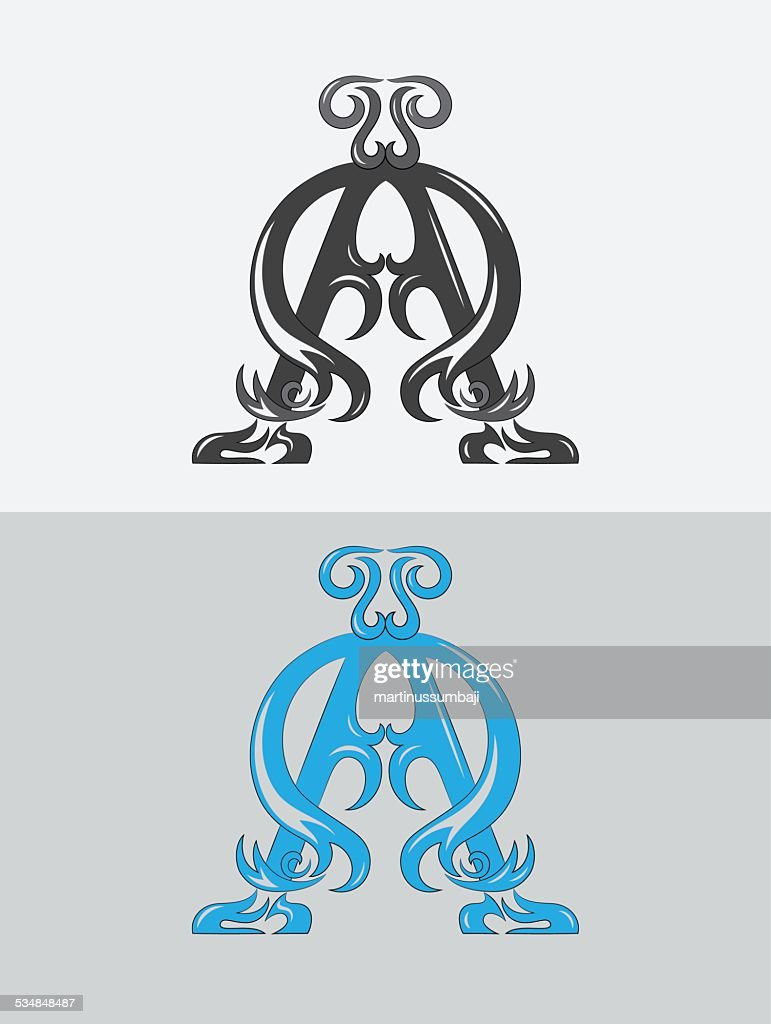 Alpha omega, Christian icon and symbol