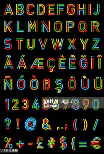 アルファベット数字ベクトル - ゼロ点のイラスト素材/クリップアート素材/マンガ素材/アイコン素材