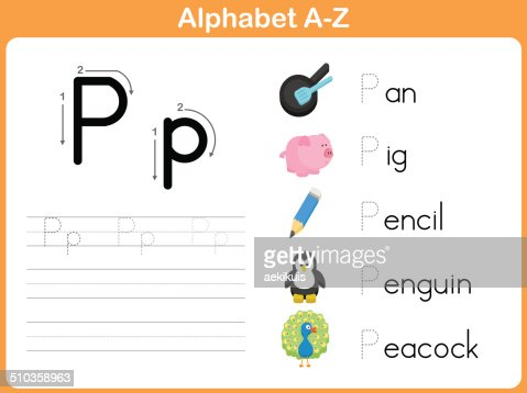 Number Names Worksheets : alphabet tracing worksheets a-z ~ Free ...