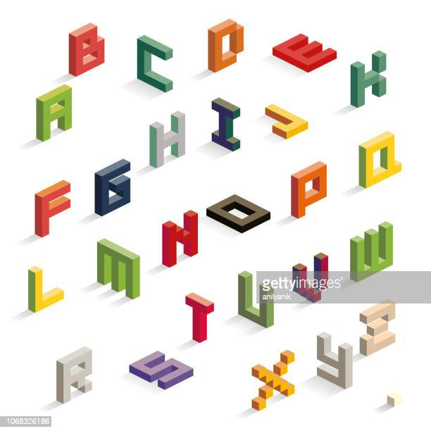 alphabet - alphabet stock illustrations