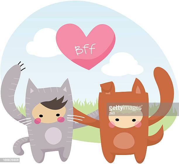BFF (Best Friends Forever) - Alternate