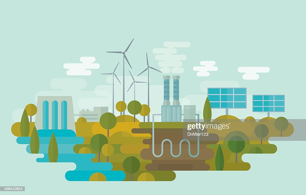 Alternative Clean Energy
