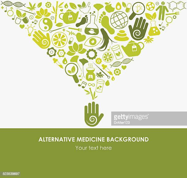Alternative Medicine Background