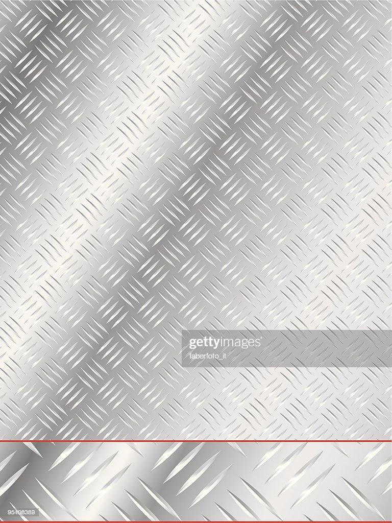 Aluminium floor protection