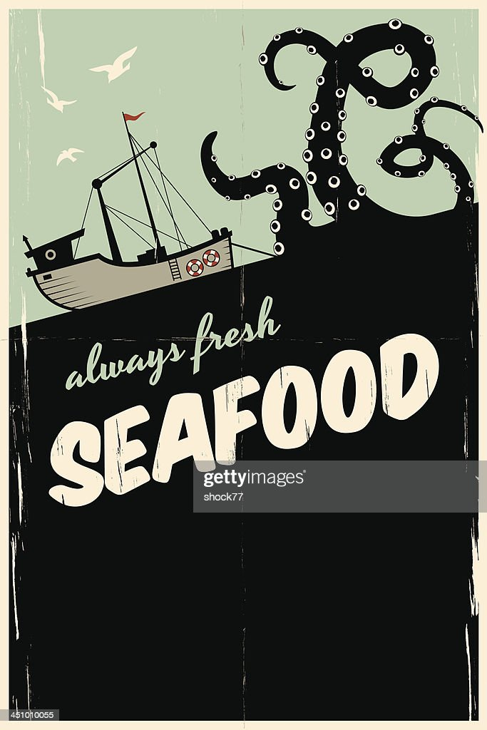 always fresh seafood
