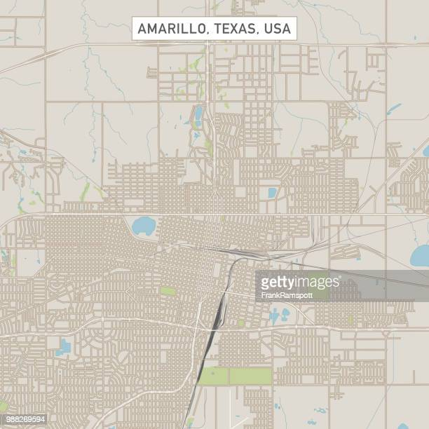 Map Of Texas Amarillo.60 Top Amarillo Texas Stock Illustrations Clip Art Cartoons