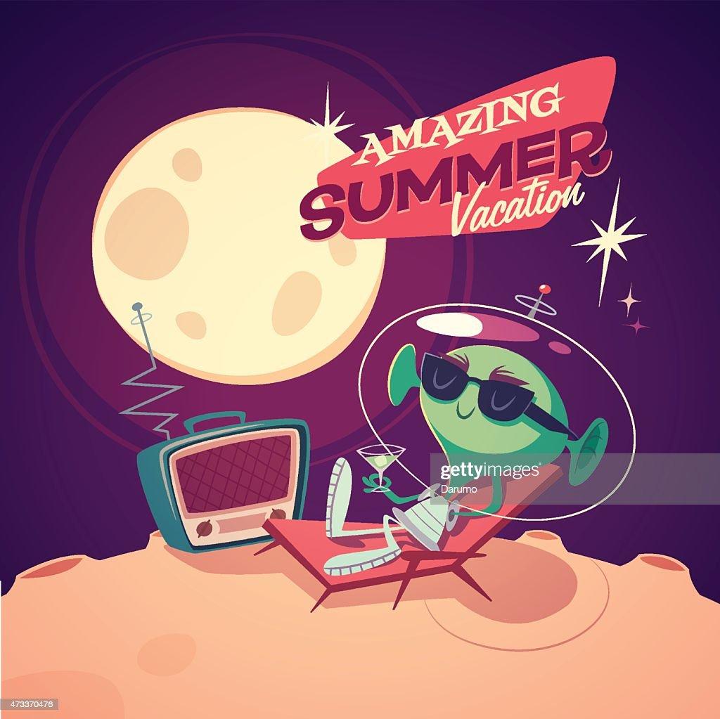 Amazing summer vacation