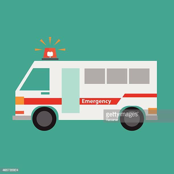 ilustraciones, imágenes clip art, dibujos animados e iconos de stock de coche ambulancia icono - car crash