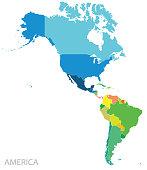 America map