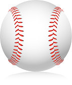 American Baseball Ball