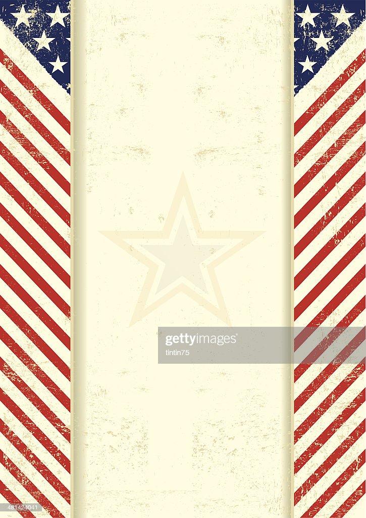 American dirty frame