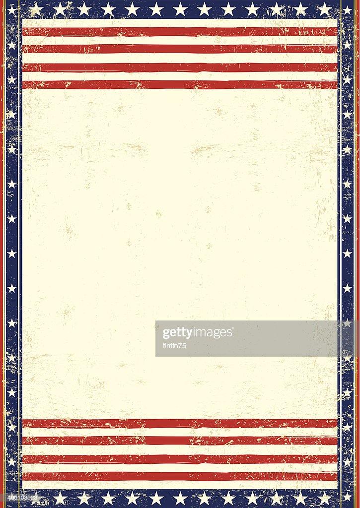 American dirty patriotic