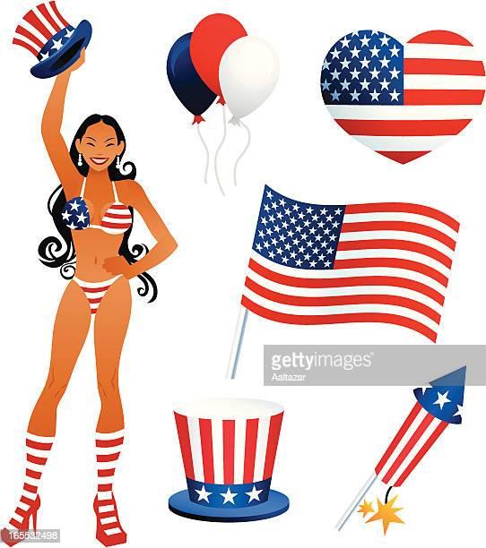 American Elemente