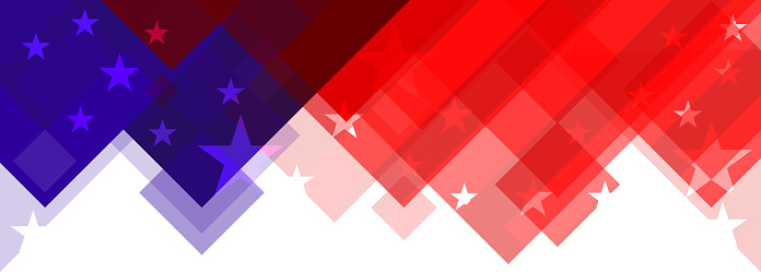 american flag abstract design - gettyimageskorea