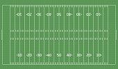 American Football green field2