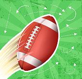 american football planning
