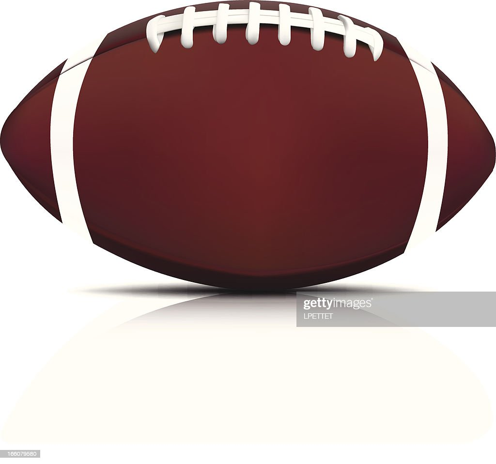 American Football - Vector Illustration
