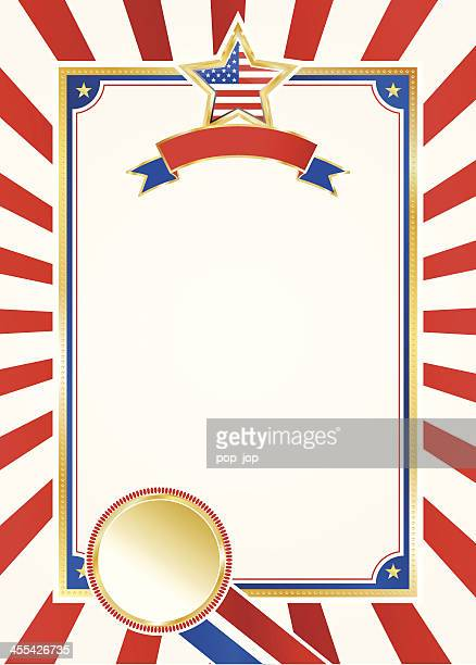 american frame - president stock illustrations, clip art, cartoons, & icons