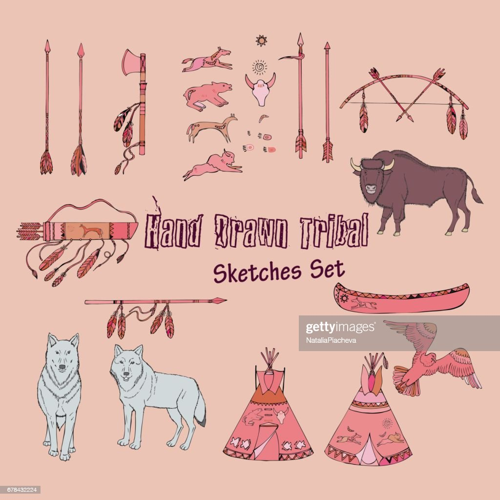 American Indian Background