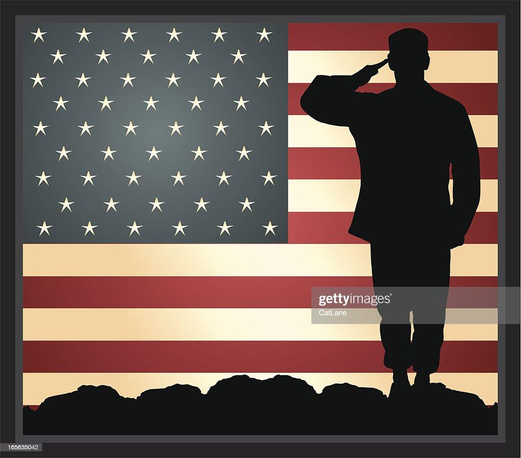 American Military Hero