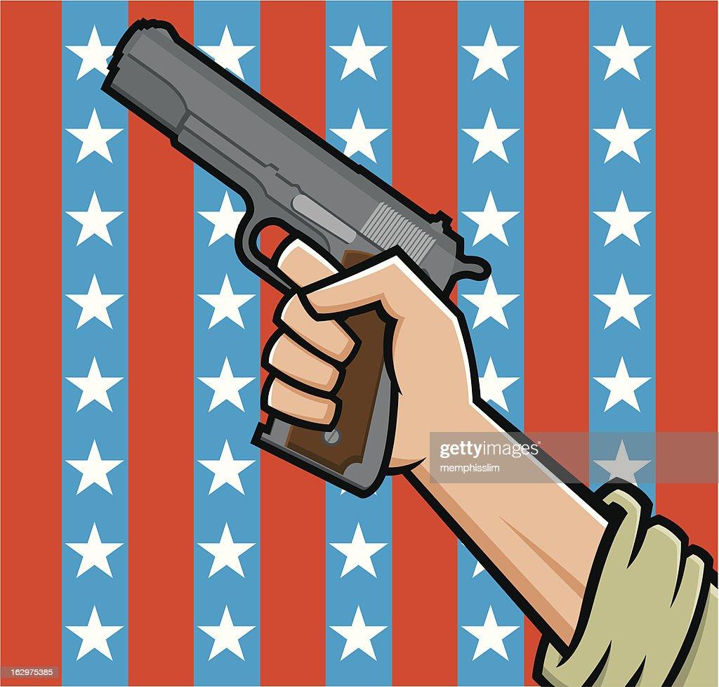 American Pistol
