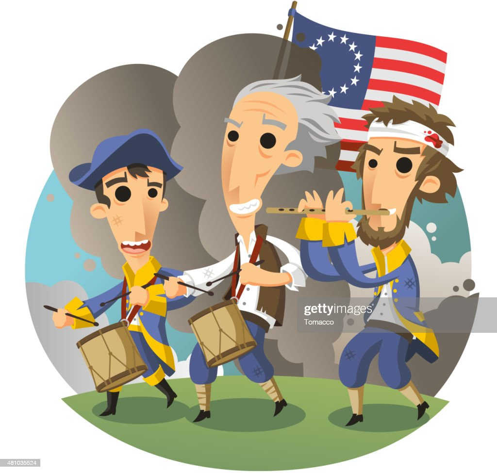 American Revolutionary War of Independence