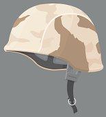 American Soldier's Helmet.
