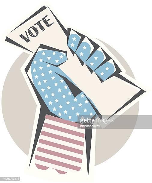 American Abstimmung