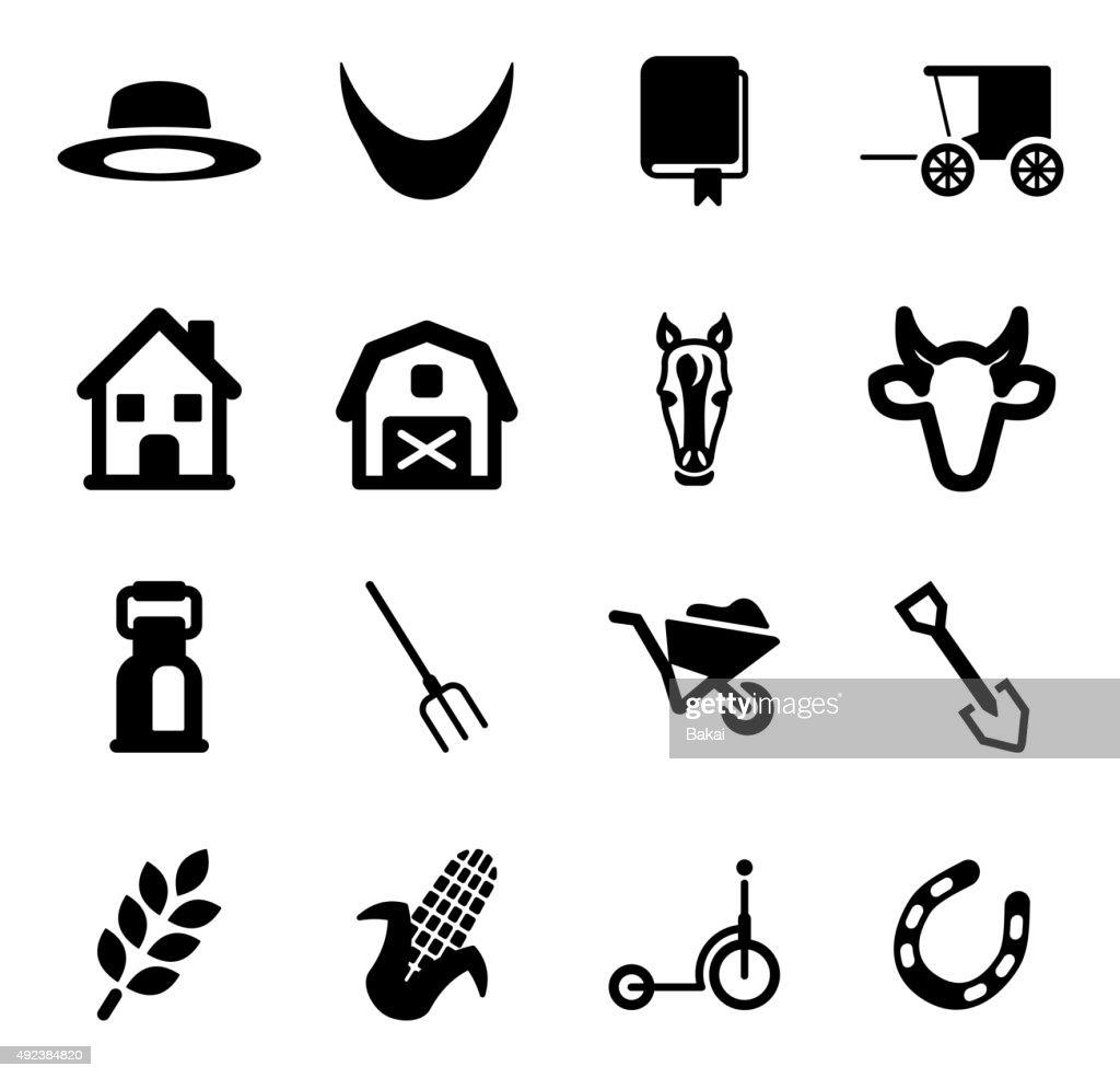 Amish Icons