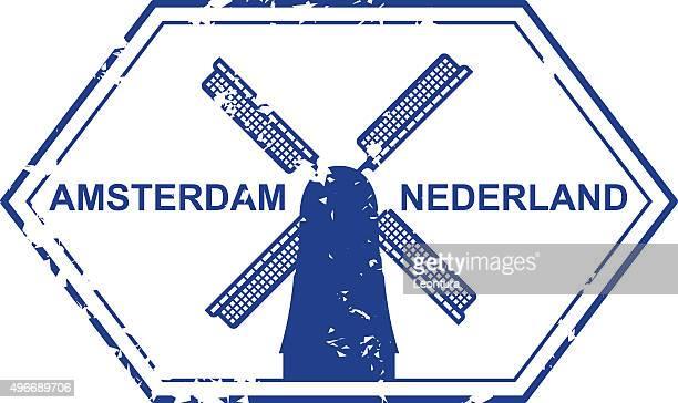Carimbo de Amesterdão