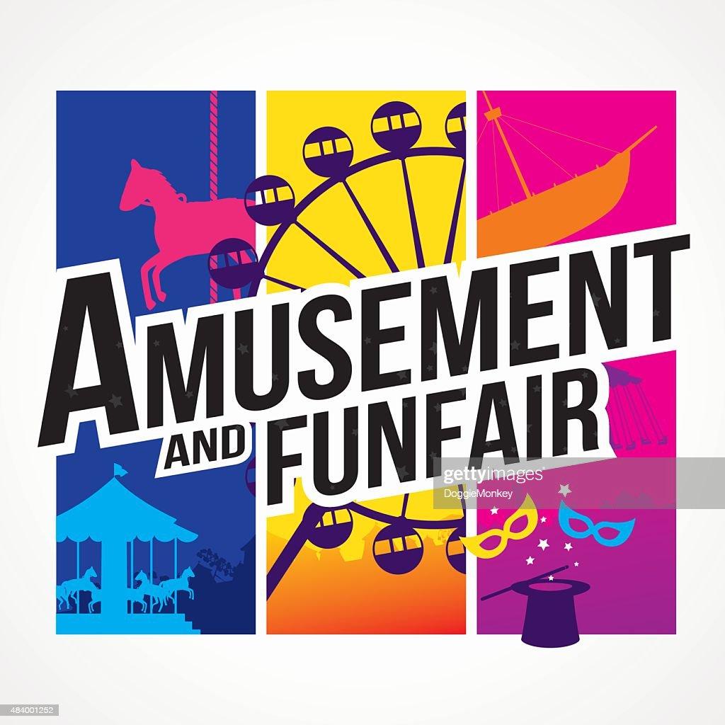 amusement and funfair