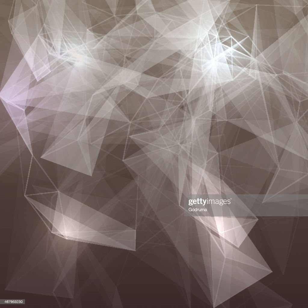 An abstract grey vector background
