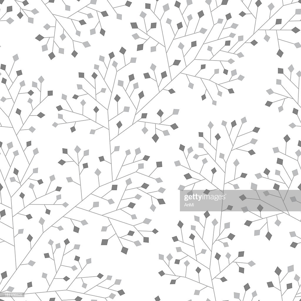 An abstract tree branch pattern