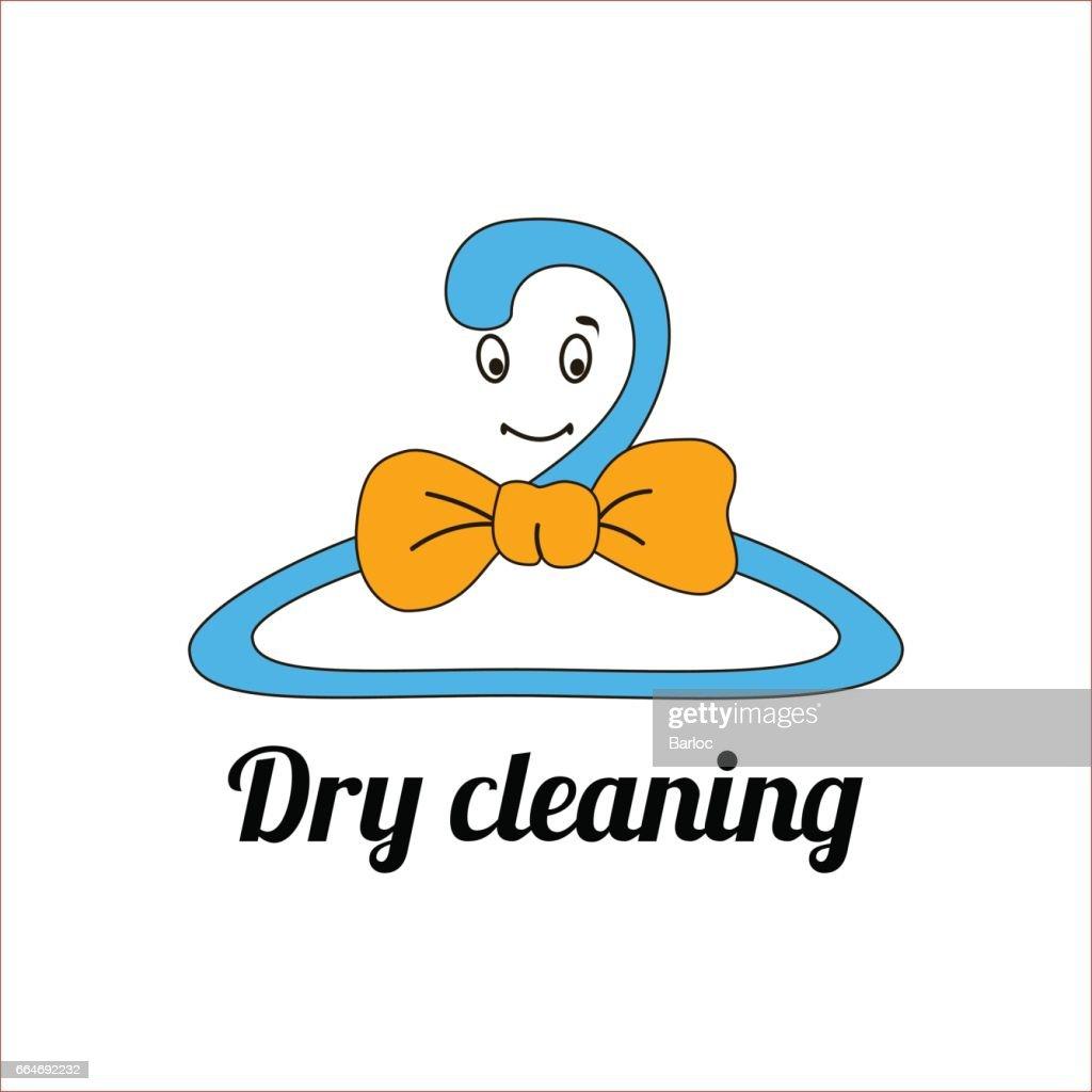 An image of a cartoon laundry symbol
