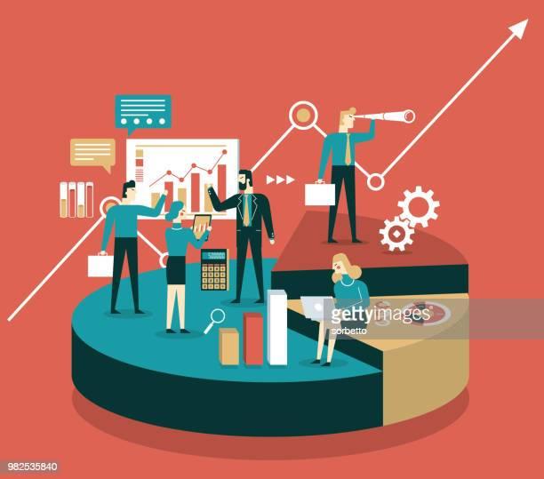 analyze - analysing stock illustrations
