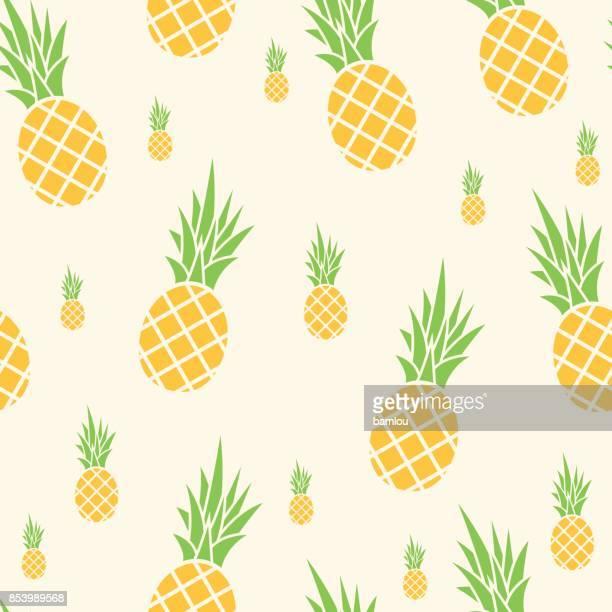 30 Meilleurs Ananas Illustrations Cliparts Dessins Animés