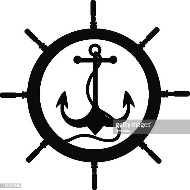 Anchor and Rudder
