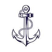 Anchor design template