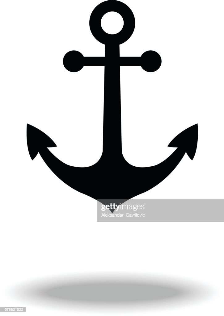 Anchor icon.