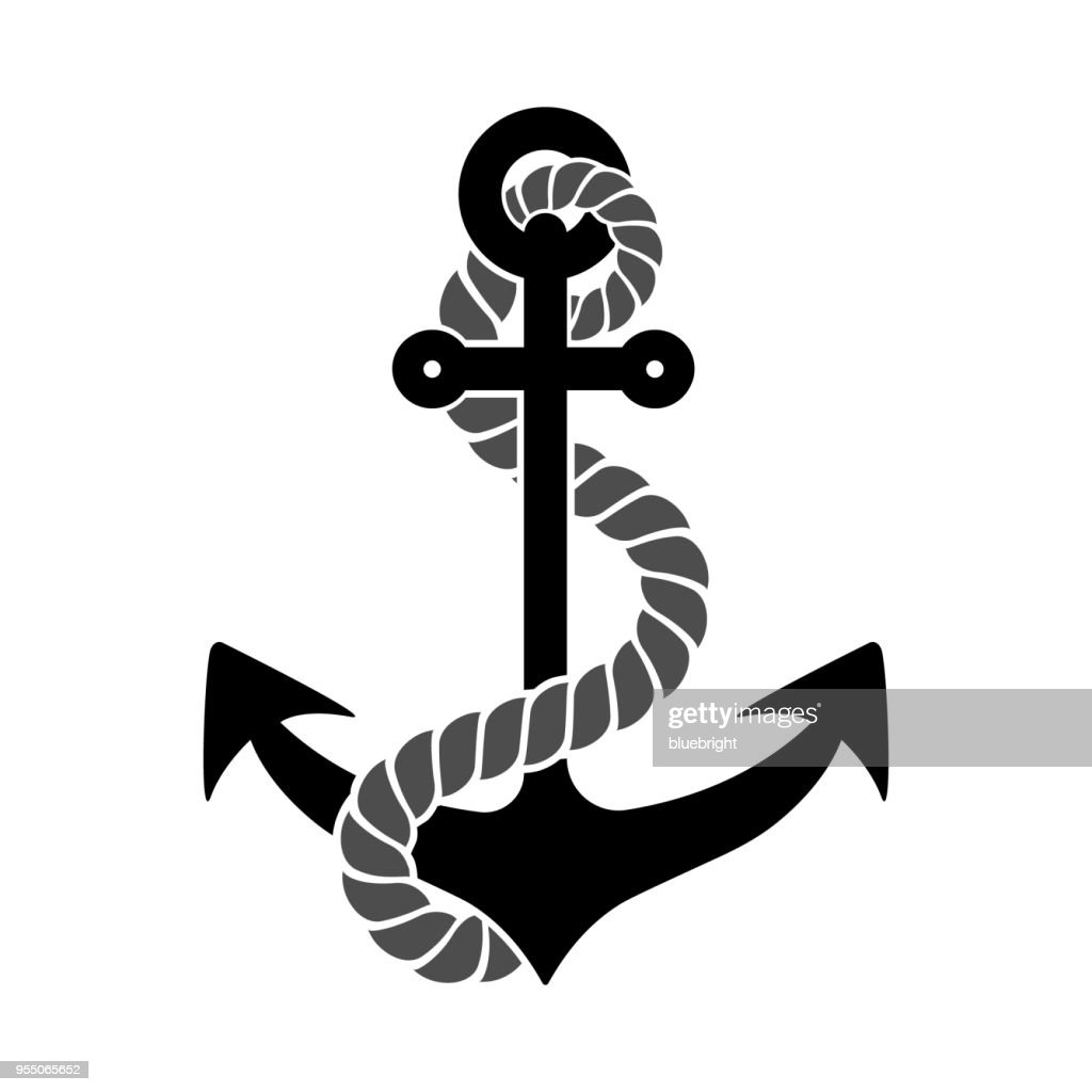 Anchor with Rope