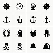 Anchors, wheels and other