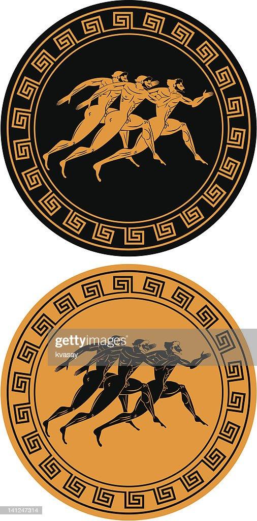 ancient athletes
