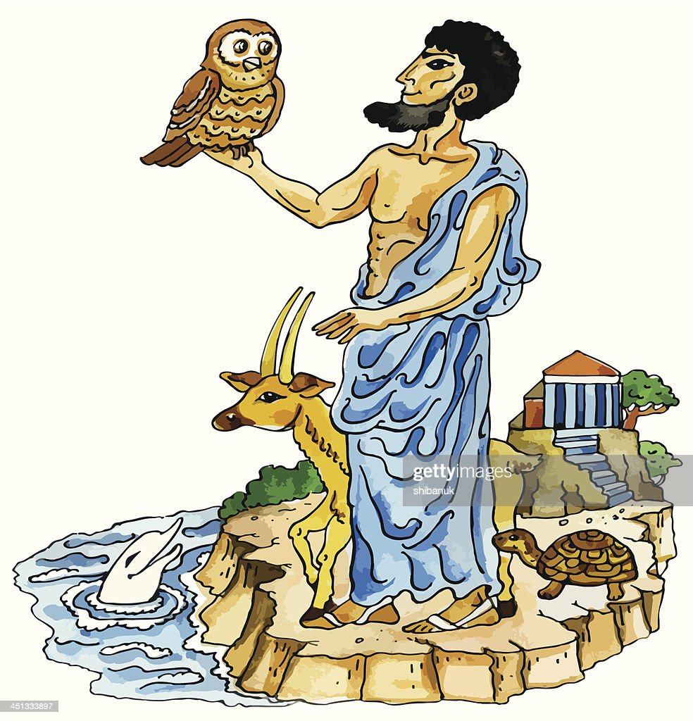 Ancient Greek and animals