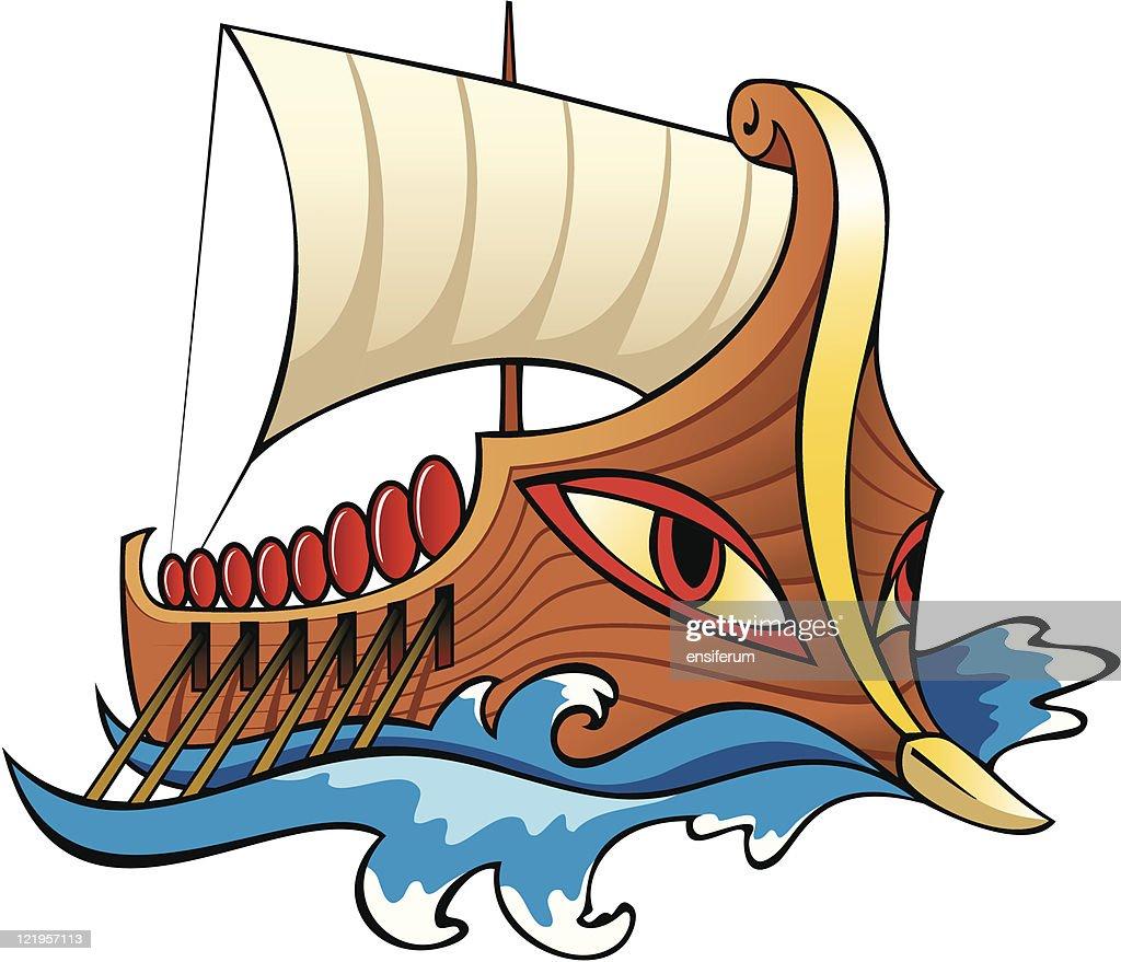 Ancient Greek ship, Argo