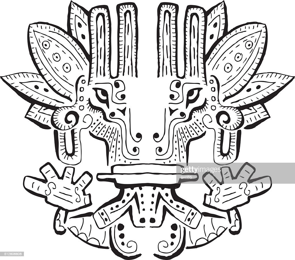 Ancient Inca ornament